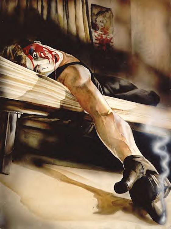 dead mime