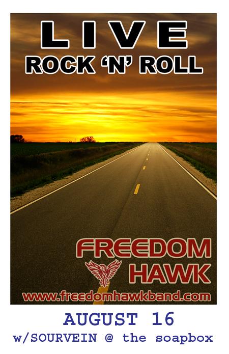 flyer FREEDOMHAWK FLYER