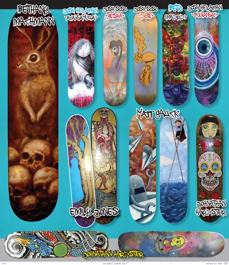 Skate art page 25