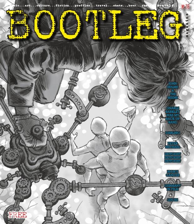 BOOTLEG 38 SEP 2008