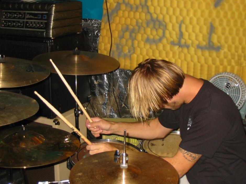 title ceremony - drum 3