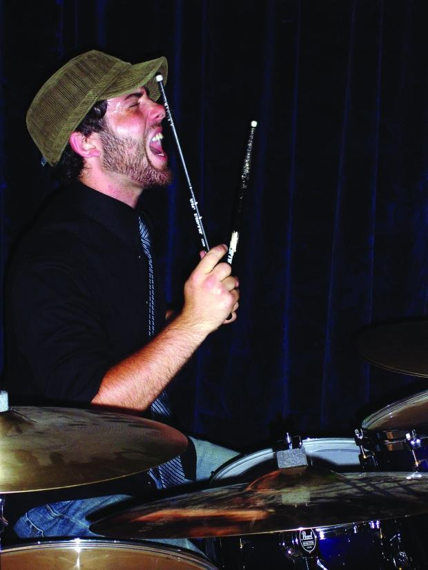 drummer Andrew Boudouris