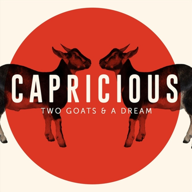 Capricious CD cover