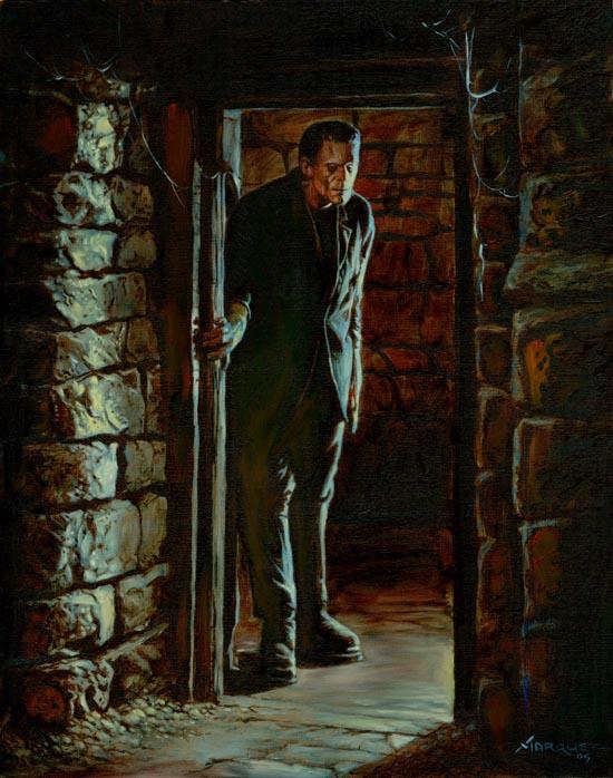 Don Marquez - Frankenstein