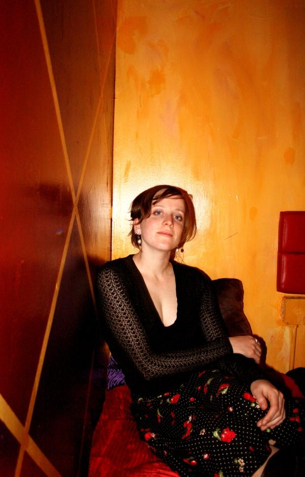 Miss Tess, January 2008 at The Juggling Gypsy - photo Brian Tucker