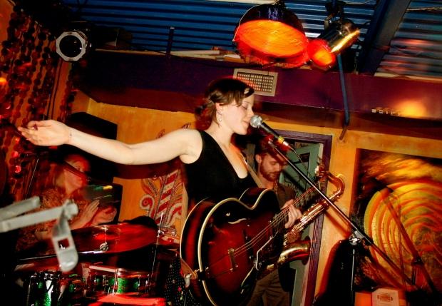 Miss Tess Bon Ton Parade 2008