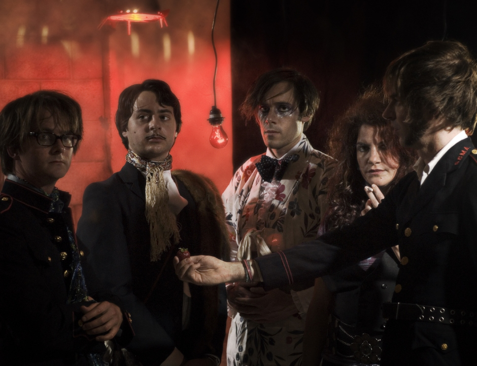 Of Montreal - photo Rennie