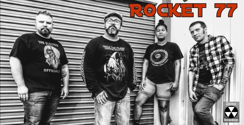 Rocket 77 Promo Spring 2019