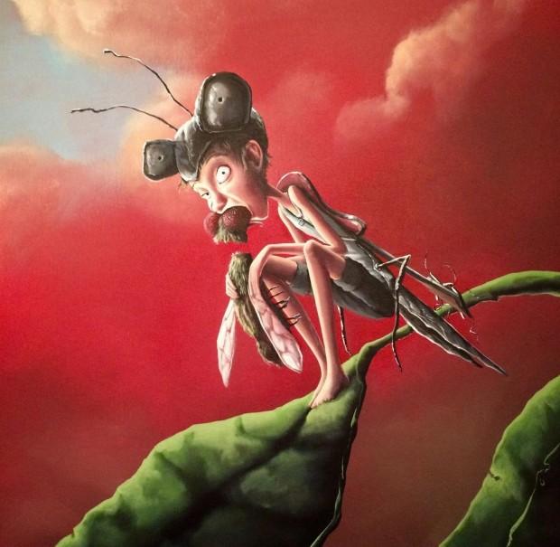 black mantis 2014