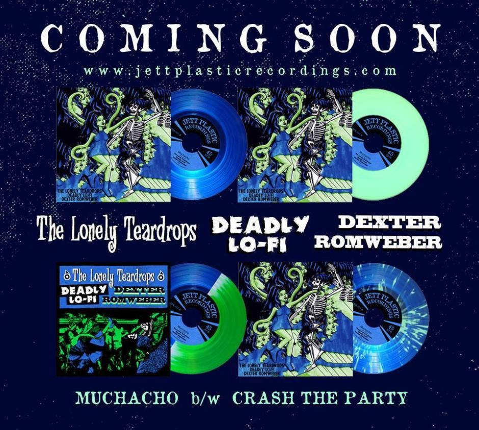 DEADLY LO FI 7 INCH