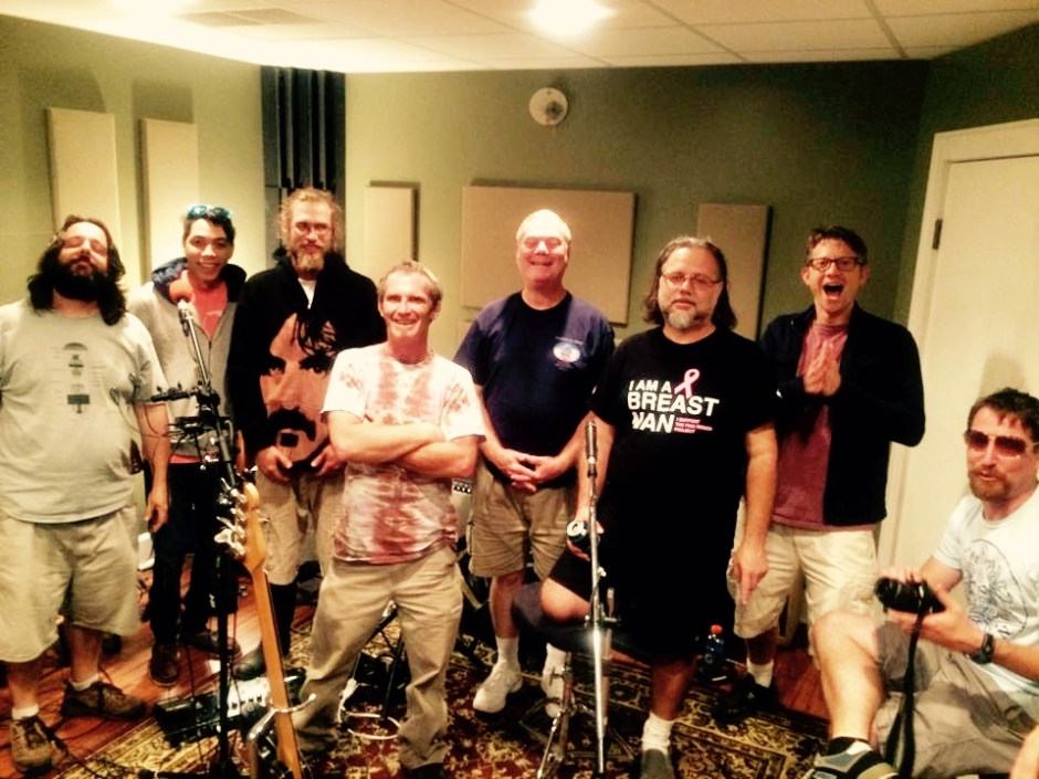 The Clams band photo - photo India Sanders