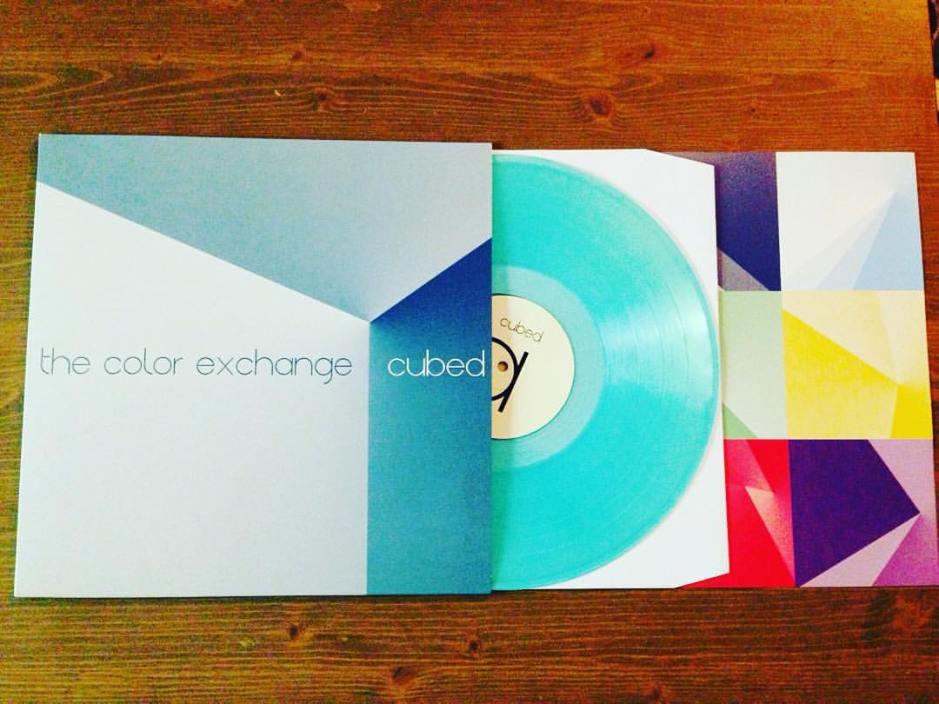 the color exchnage vinyl