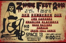 10.27 ZOMBIEFEST