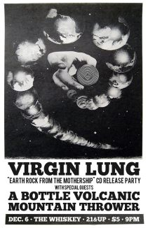 12.6 V LUNG CD RELEASE SHOW