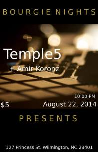 8.22 t5 with Amir K B nights