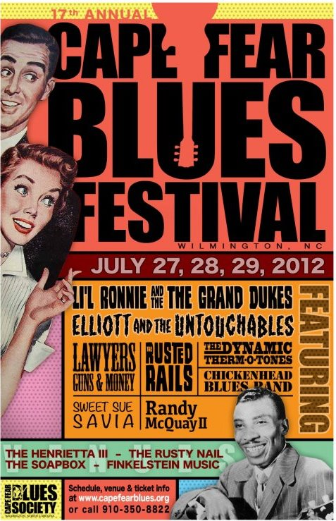 CF BLUES FEST 7-27 –29