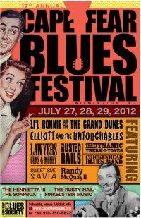 CF BLUES FEST 7-27 - 29