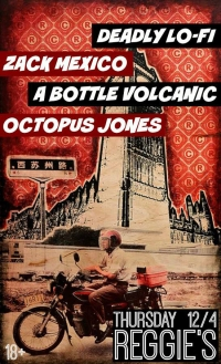 dec 4 a bottle volcanic