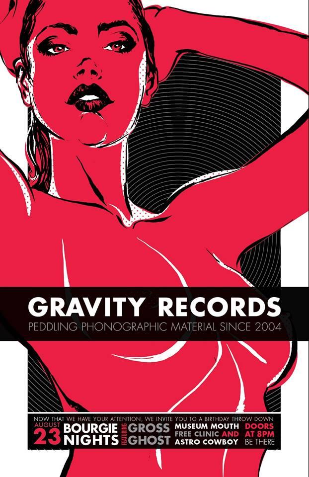 gravity 10 yearshow