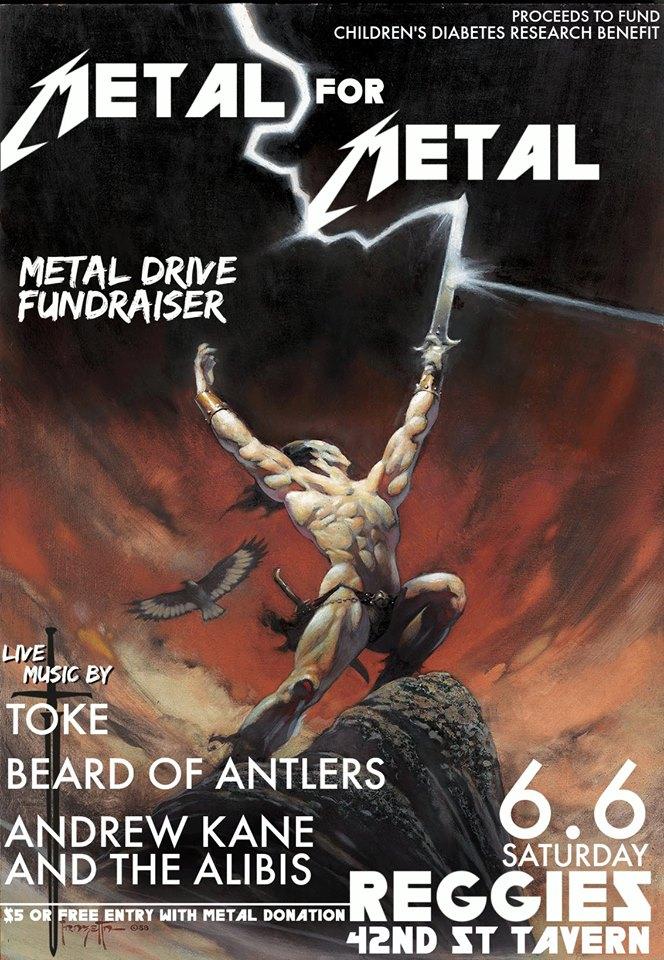 metal for metal