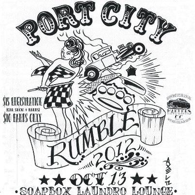 port rumble 2012