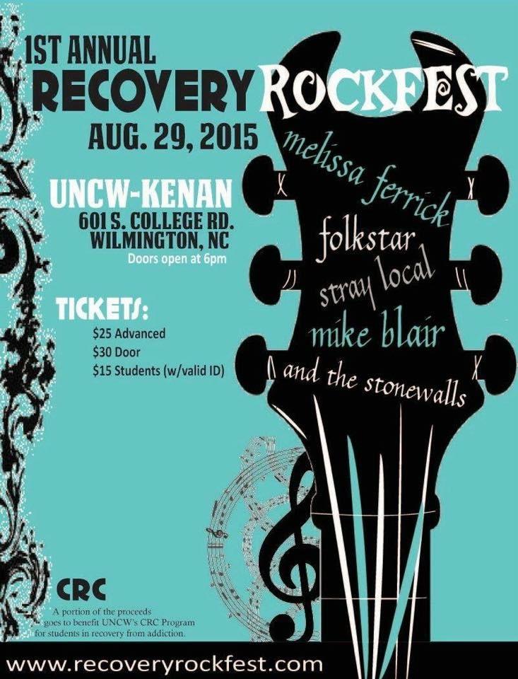 recovery rock fest
