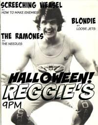 reggies halloween