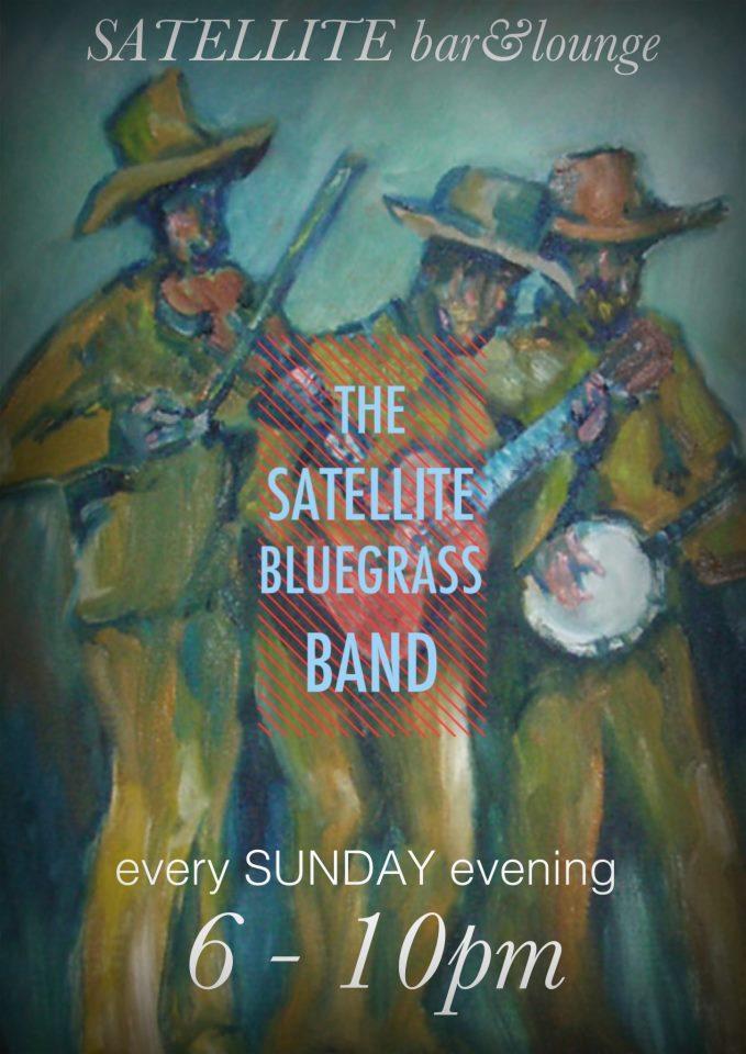 staellite bluegrass sundays