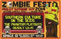 zombiefest 2014